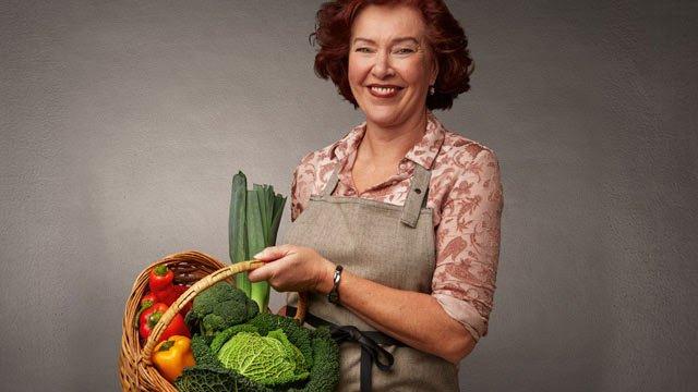 Doro - nierówne piersi nie wpłynęły na realizację jej pasji gotowania