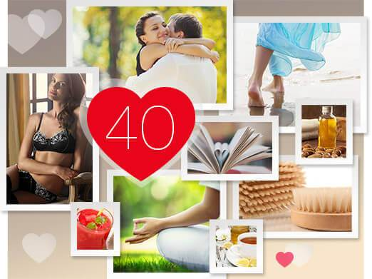 40 things we love