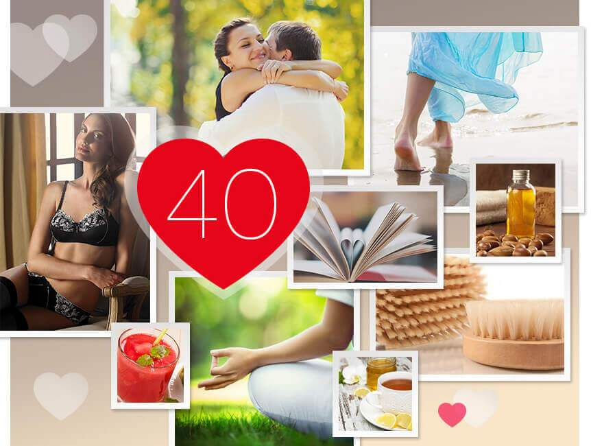 40 things we love at amoena