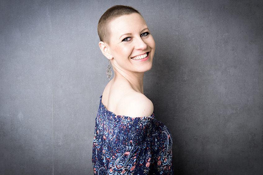 """f85e034e514fde Brustkrebs erfordert Mut"""" – Interview via Facebook"""