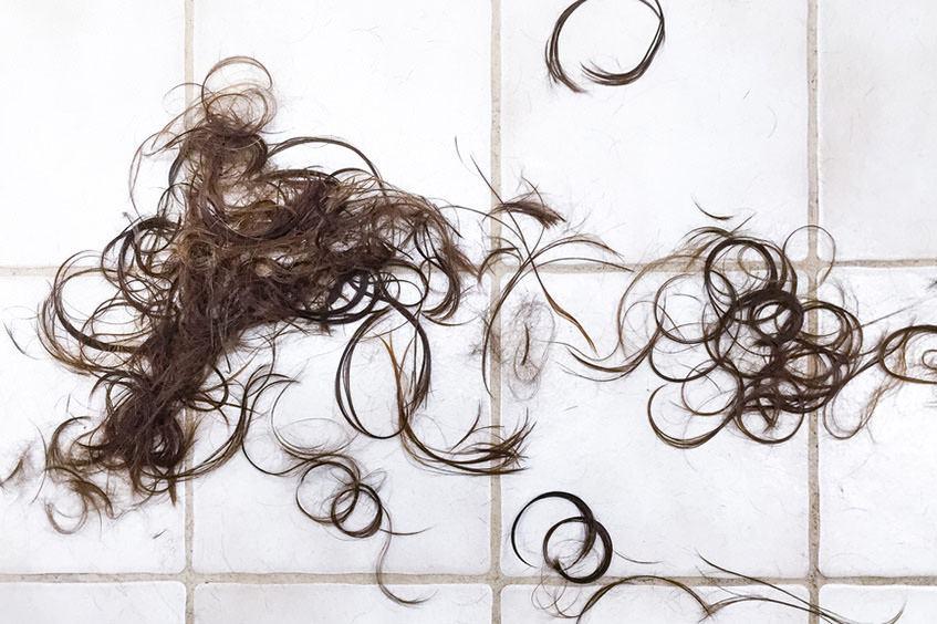 An haaren ziehen fallen aus