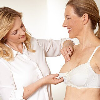 Being a Mastectomy Fitter
