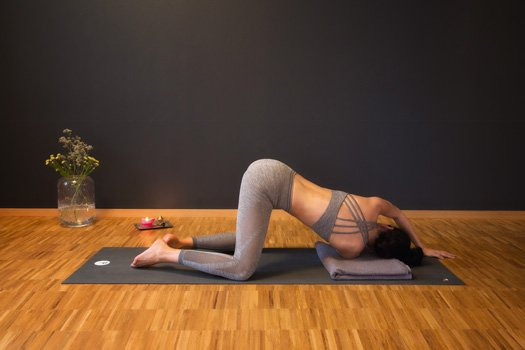 Amoena Yin Yoga exercises