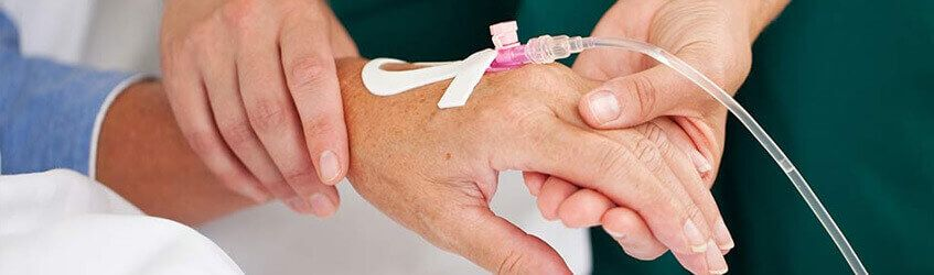 New Drug Patch Eases Chemotherapy
