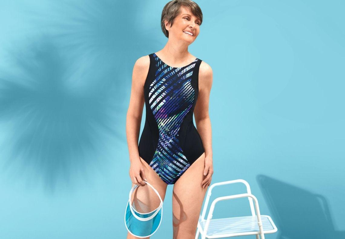 Voordelen van zwemmen na borstchirurgie Amoena mastectomie zwemprothese aqua wave