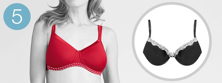 Amoena Bra Benefits