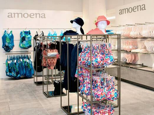 amoena shop sweden interior