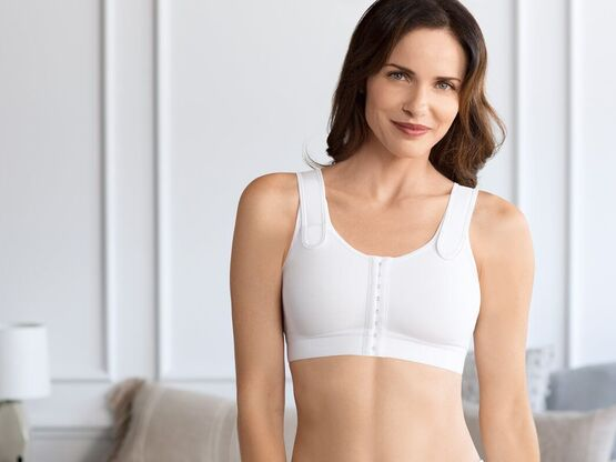 The Right Post Surgery Compression Bra Can Make All The Difference To Recovery