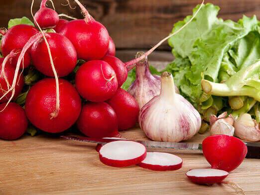 Radish and Farro Salad Recipe