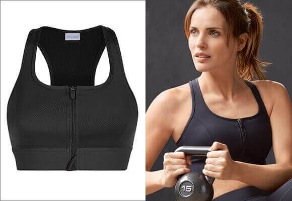 mastectomy Sports bra medium impact