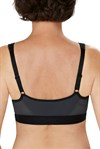 Ester Front Fastening Non-wired Bra Alternative Image