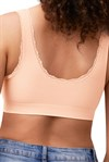 Kitty Seamless Cotton Bra Alternative Image