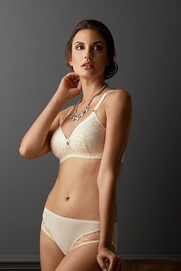 Adriana Padded Non-Wired Bra