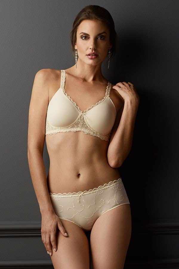Angelique Padded Non-Wired Bra