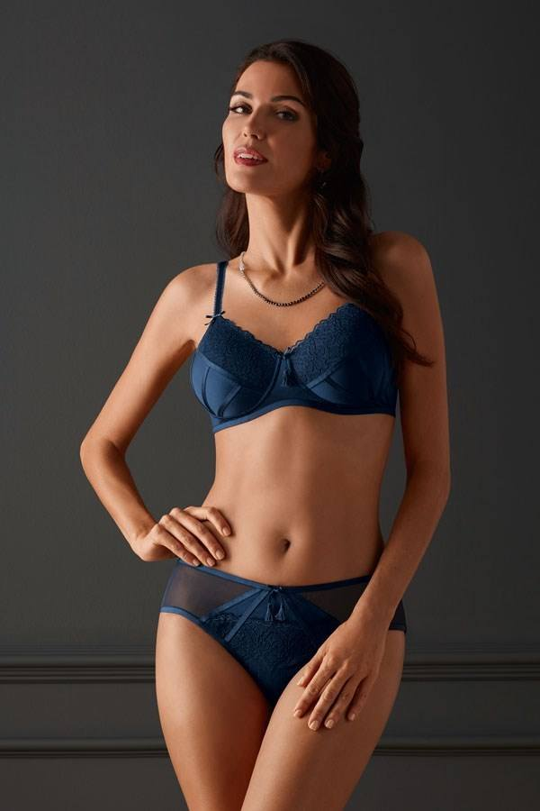 Candice Padded Non-Wired Bra