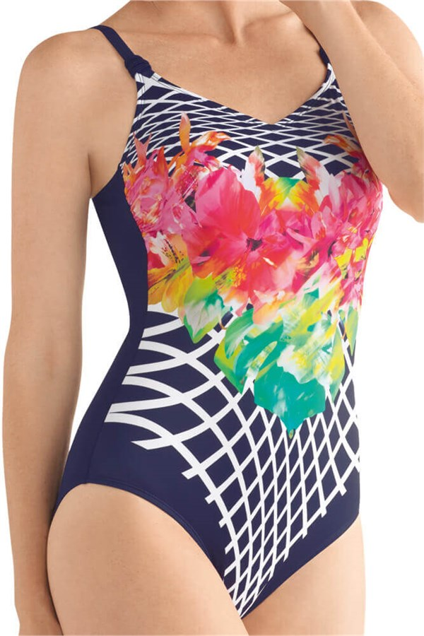 Dominica One-Piece Swimsuit
