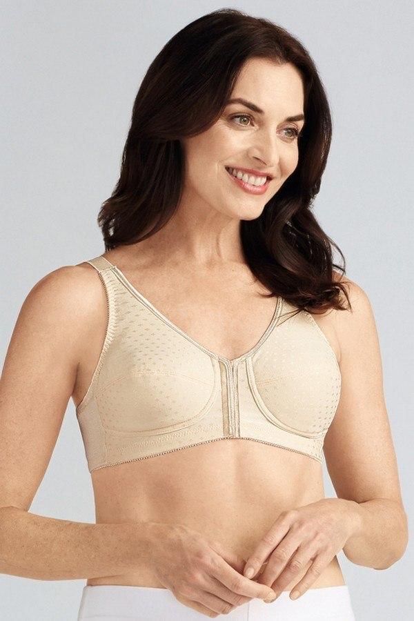 44f30fec923fd Greta Non-wired Soft Mastectomy Mastectomy Bra - pearl beige ...