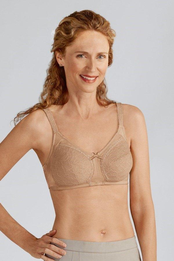 ad1c63fe082b3 Ina Non-Wired Mastectomy Bra - nude