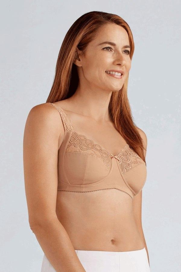 Rosalie Soft Bra - Nude