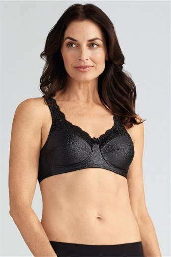 Annabell Non-wired Bra - featuring CoolMax fabric pockets