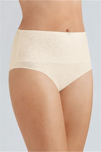 Annette High Waist Brief - high waist panty