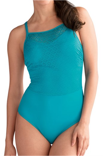 Brazil One Piece Swimsuit - one piece pocketed swimsuit