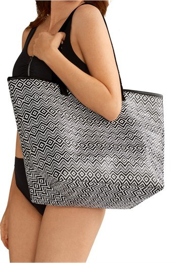 Farol Beach Bag - roomy shoulder bag