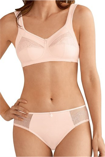 Isadora Wire-Free Bra - supportive bra for fuller figures