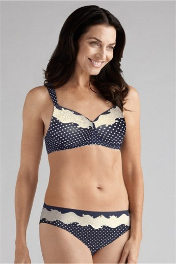 Jane Padded Non-Wired Bra