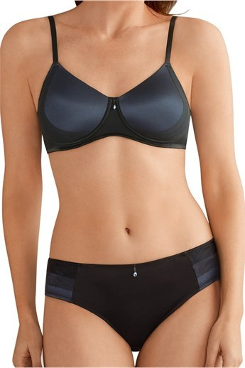 Joy Padded Wire-Free Bra - padded wire-free bra