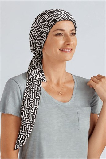 Laurel Headscarf - easy everyday scarf