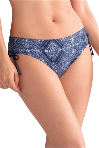 Macau Medium Height Panty - swim panty