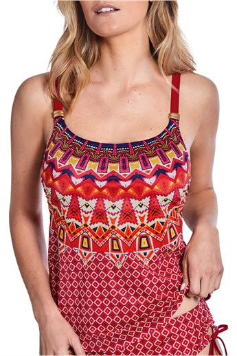 Manda Tankini Top