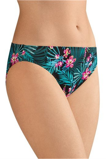 Mexico Panty Flower - swim panty