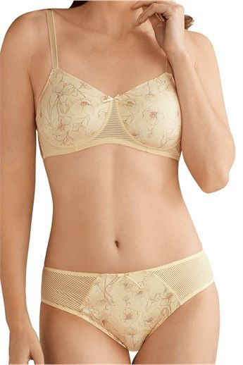 Molly Padded Wire-Free Bra - padded wire-free bra