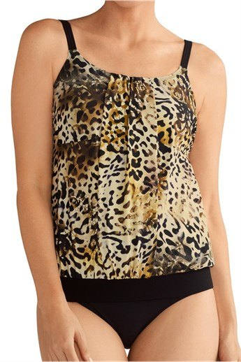 Nauru Blouson - blouson swimsuit top