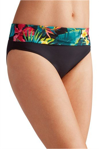 Palmeira High Waist Brief
