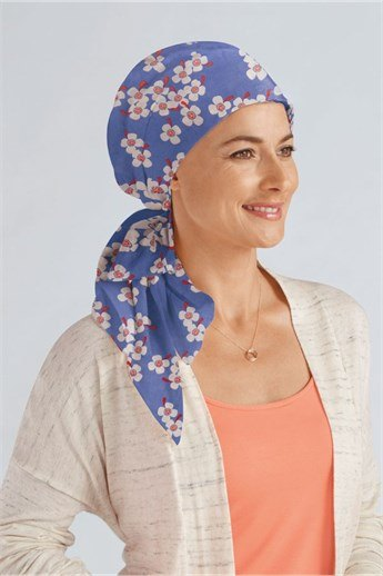 Primrose Headscarf - easy everyday scarf