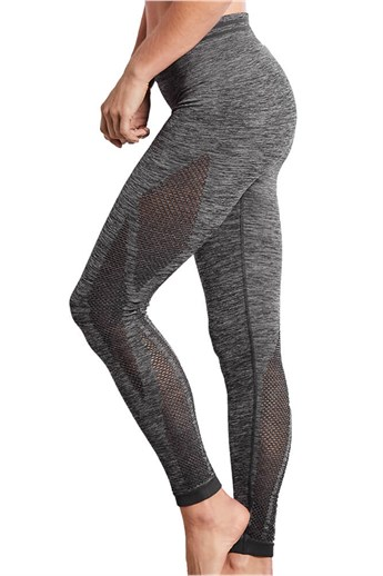 Melange Sport-Leggings - Sport-Leggings