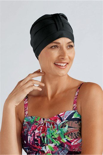 Swim cap Headscarf