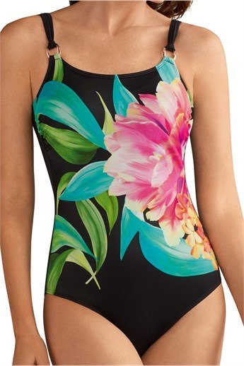 Verde One Piece Swimsuit - one-piece swimsuit