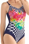 Dominica One-Piece SwimsuitDefault Image