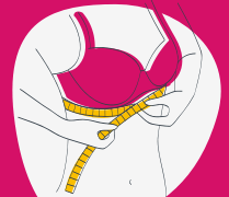amoena mastectomy bra fitting guide
